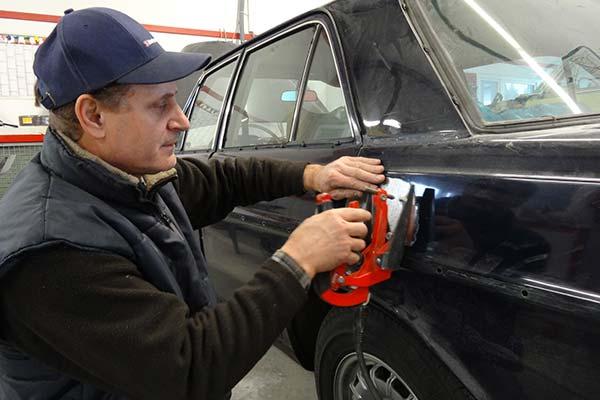 Fahrzeug Smart Repair